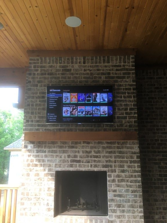Sound Vision Media Expert Tv Wall Mounting Service In